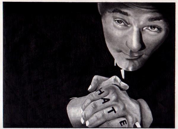 Robert Mitchum by depo